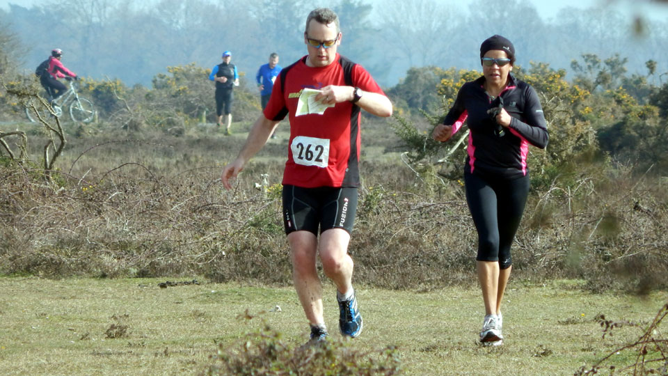 New Forest Adventure Race